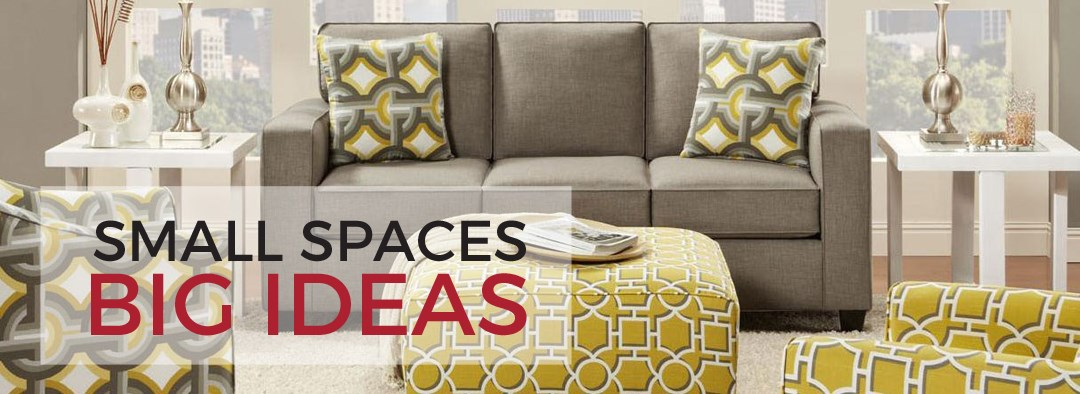 Small Spaces Big Ideas