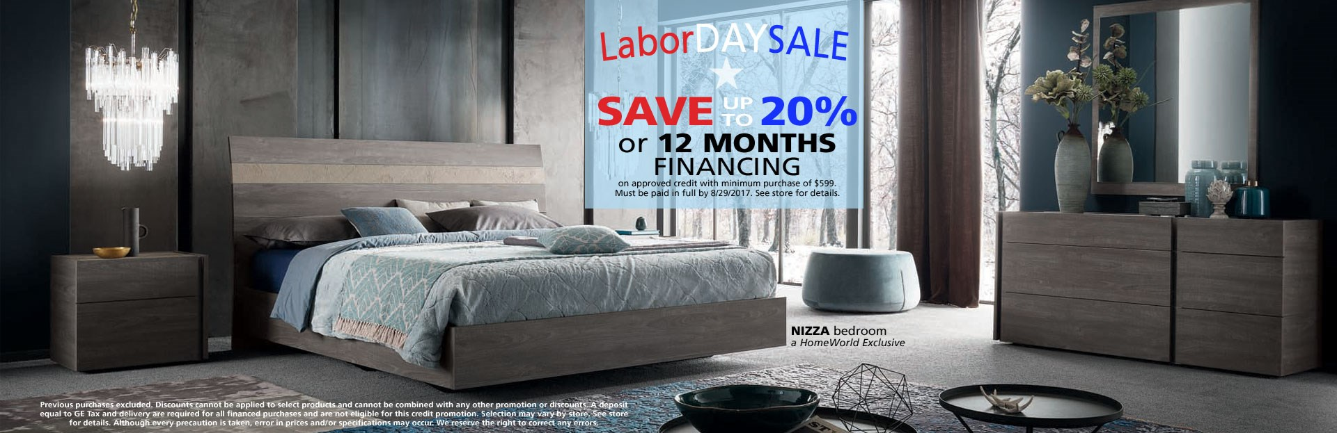 Save up to 20% or special financing available; see store for details.