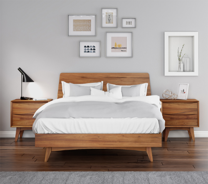 Contemporary Adult Bedroom Group