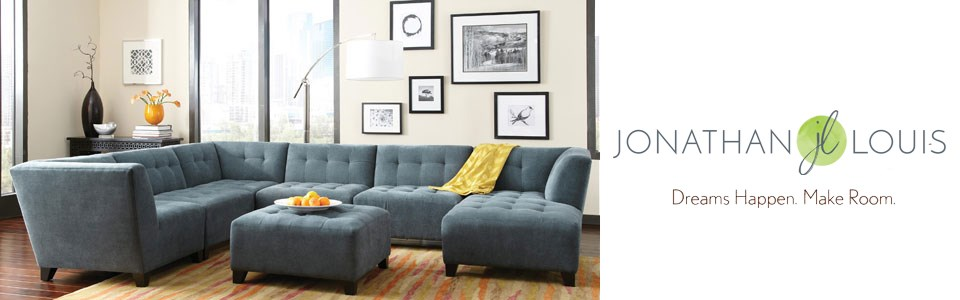 Jonathan Louis Belaire Sectional