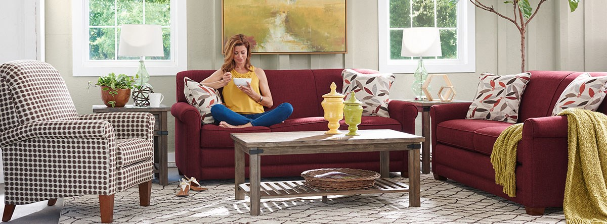 iClean™ Stain Resistant Fabrics at HomeWorld Furniture