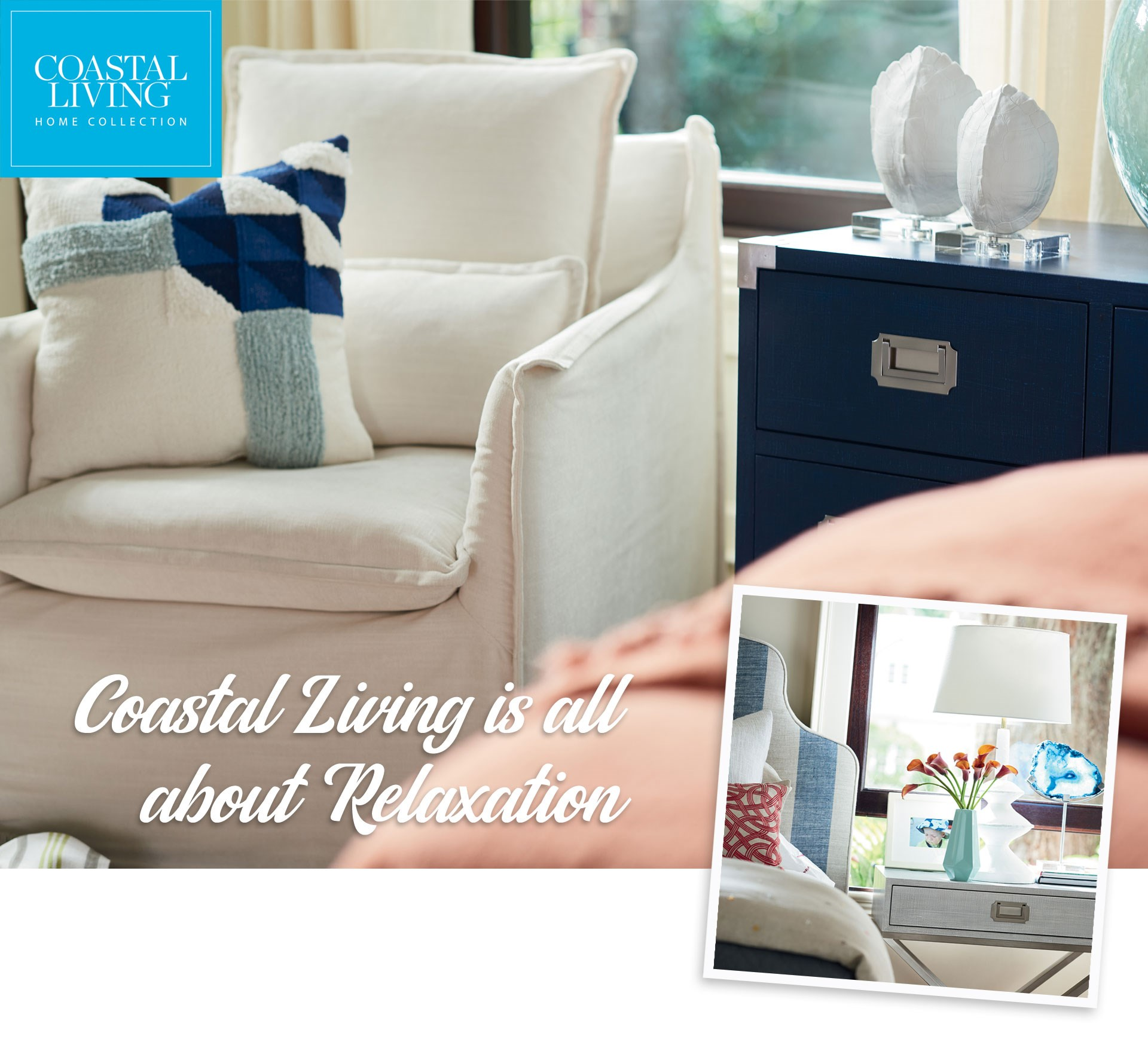 Coastal Living | Coastal Living is all about Relaxation