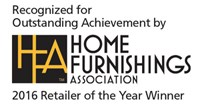 HFA Retailer Of The Year 2016