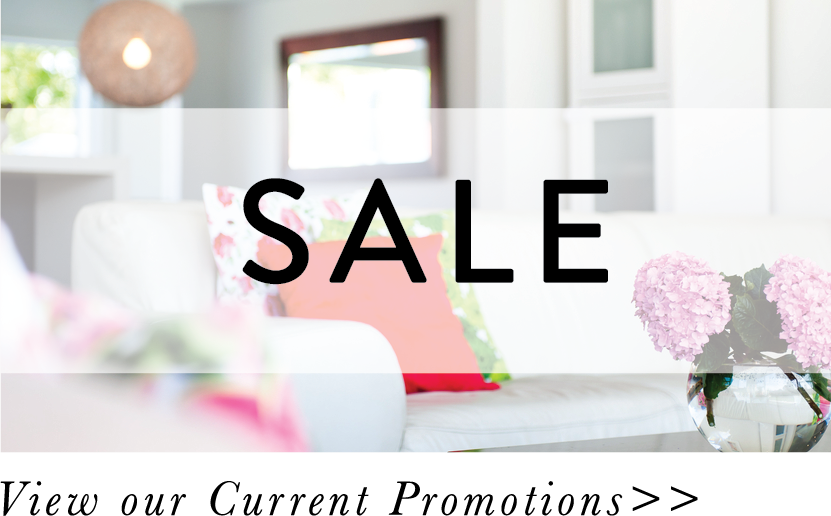 Current Sales at Interiors Home Furnishings