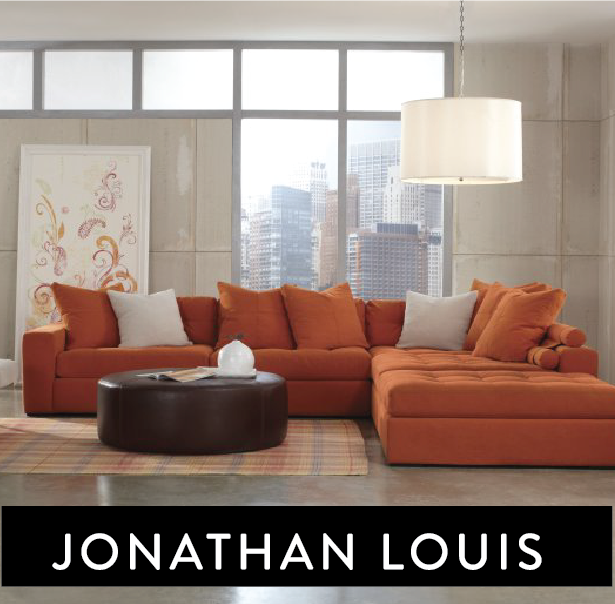 Jonathan Louis at Interiors Home Furnishings