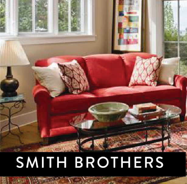 Smith Brothers at Interiors Home Furnishings