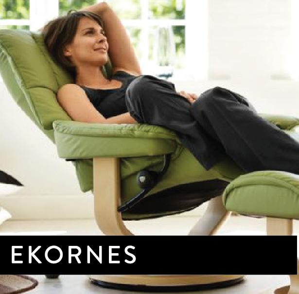 Ekornes at Interiors Home Furnishings