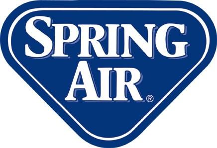 Spring Air Mattress Logo