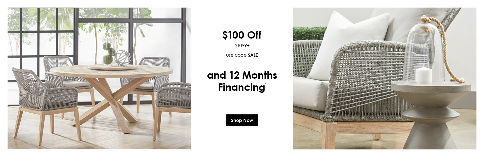 Save $100 with qualifying purchase. See store for details.