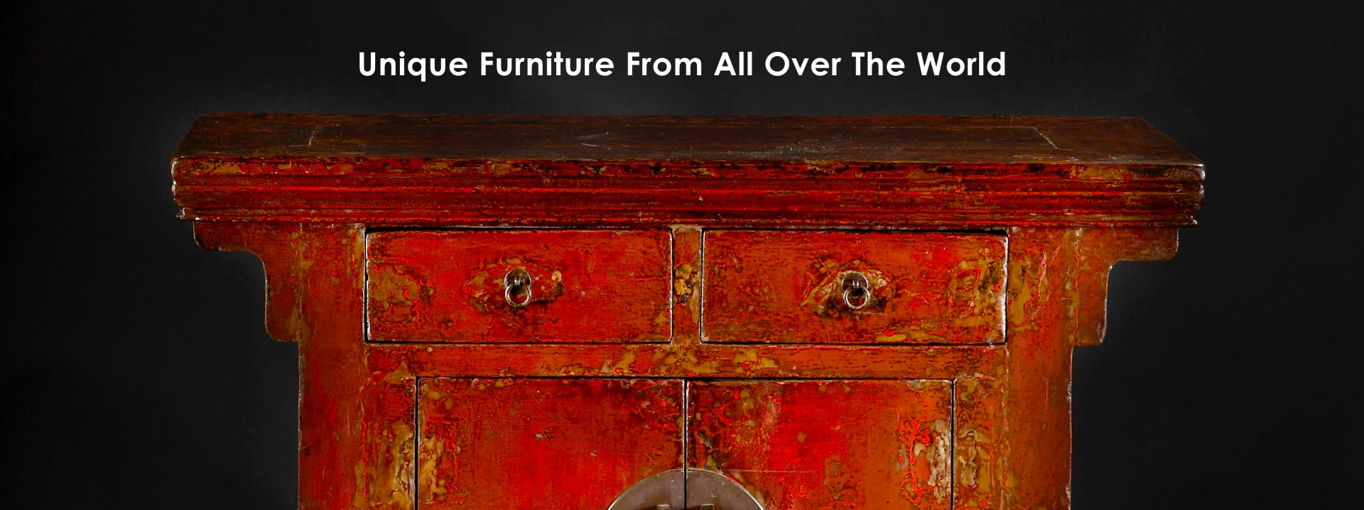 Unique Furniture From Around The World