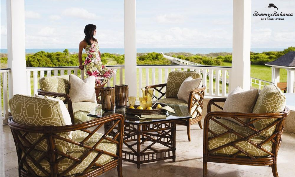 Tommy Bahama - Island Estate Veranda Collection