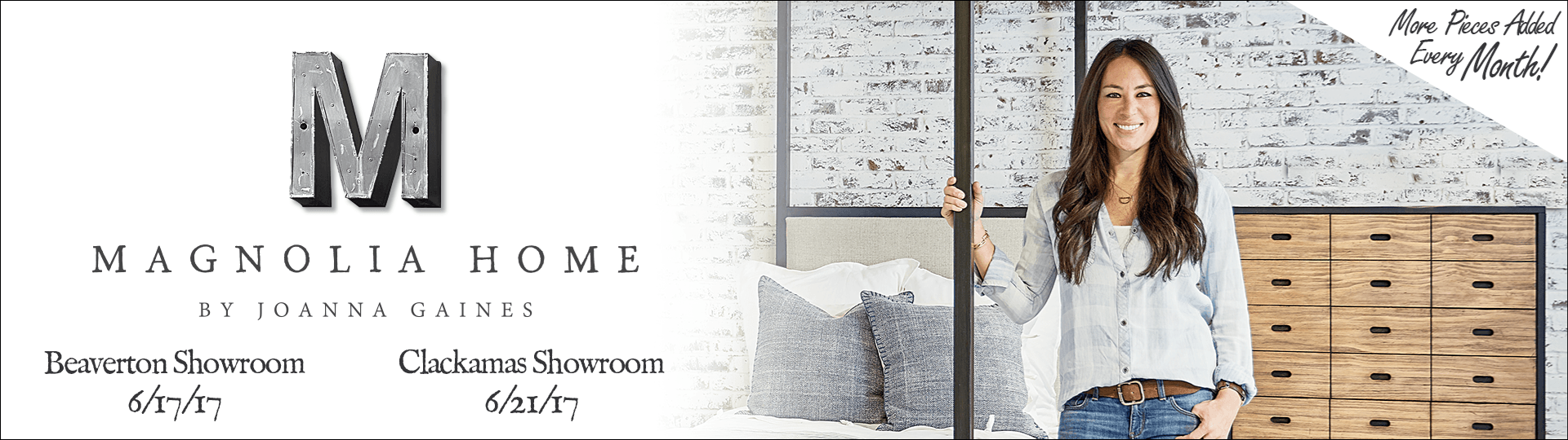Magnolia Home by Joanna Gaines Now on Display