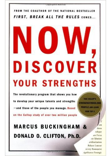 NOW, DISCOVER YOUR STRENGTHS Book Cover