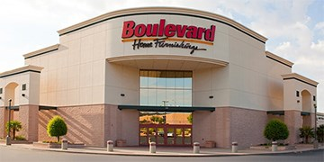boulevard home furnishings storefront