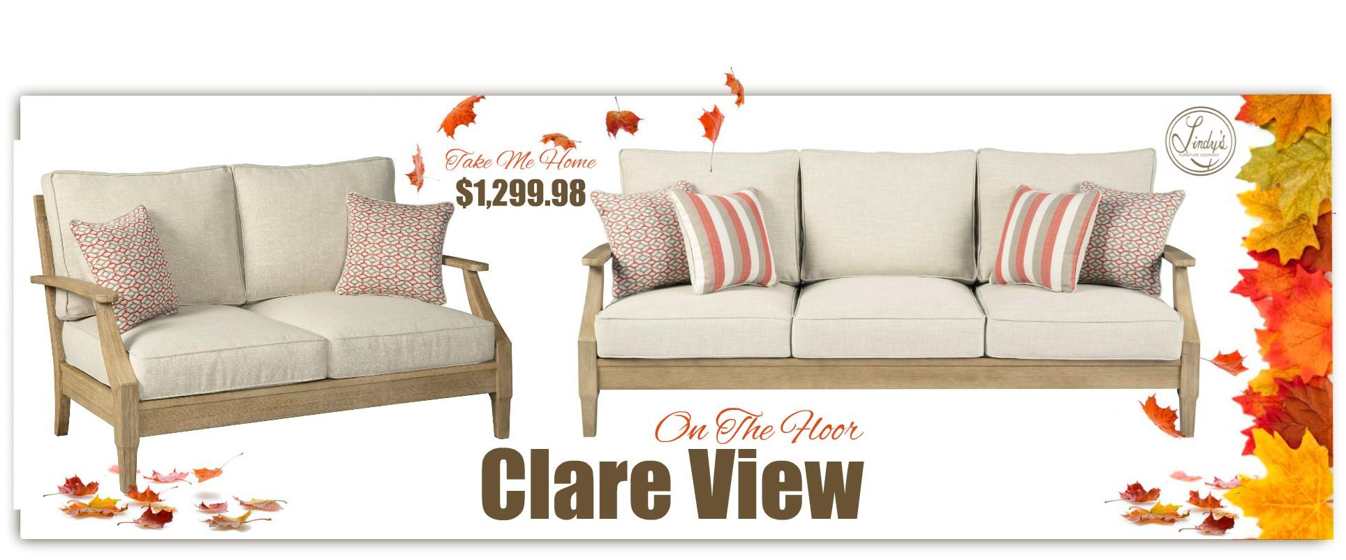 Clare View - Sofa&Love-FALL