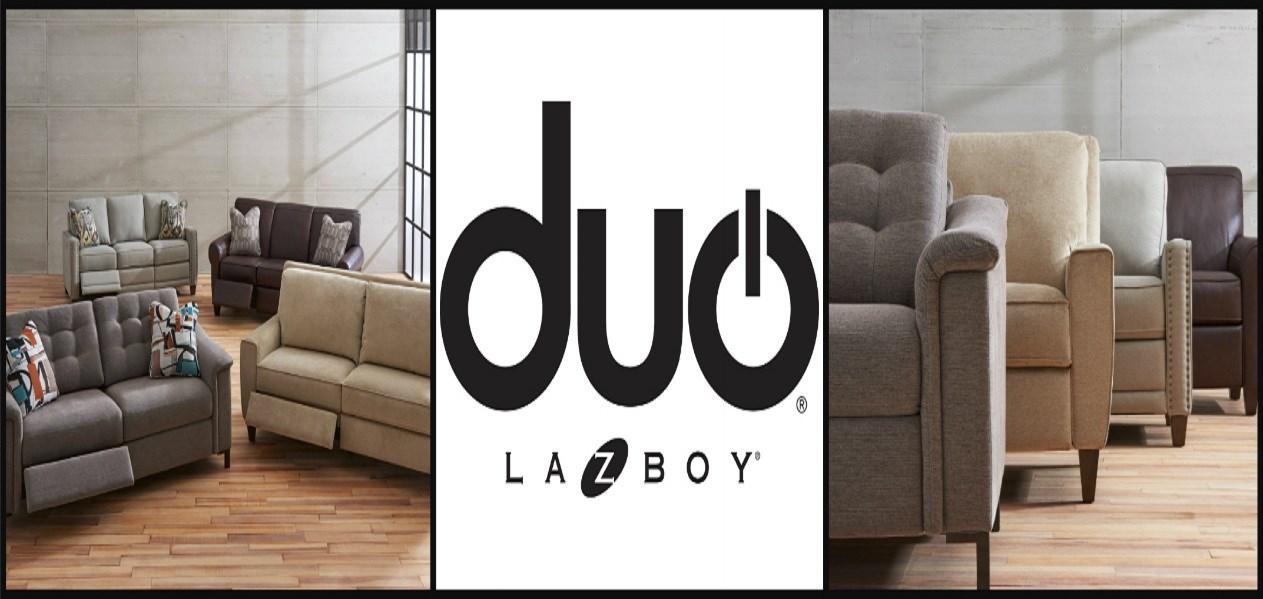 La-Z-Boy Duo Mix