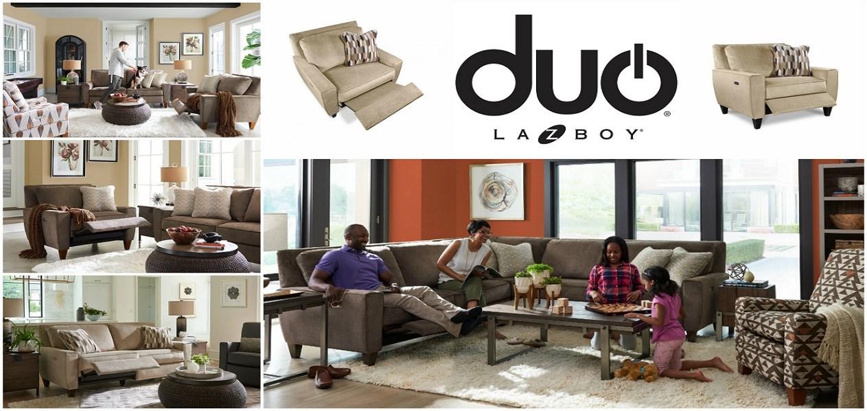La-Z-Boy Duo Living Room
