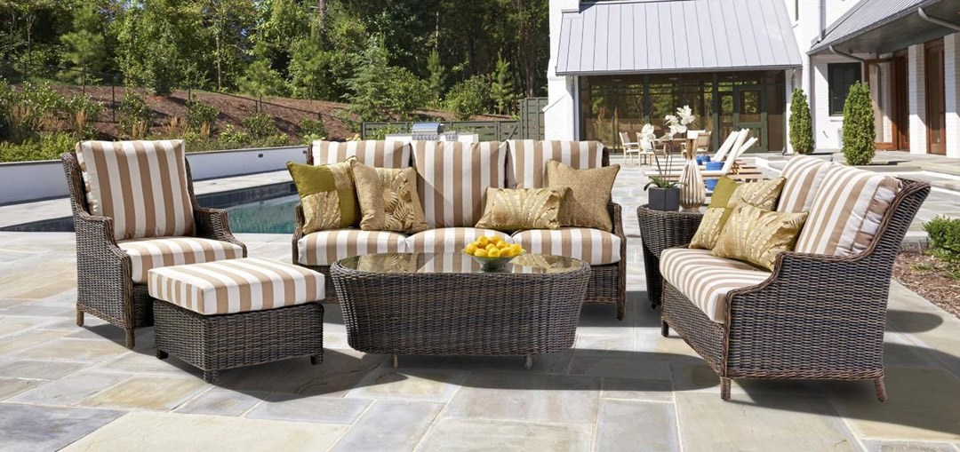 Outdoor Furniture at Lindy's Furniture. This item is from South Sea Rattan & Wicker