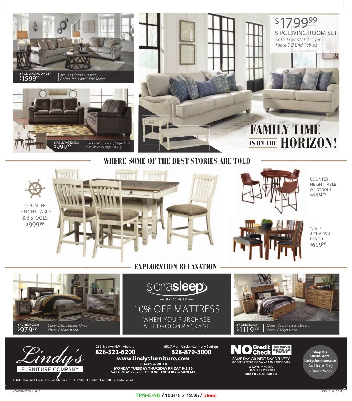 Macys Furniture Outlet Columbus: Hickory, Connelly Springs