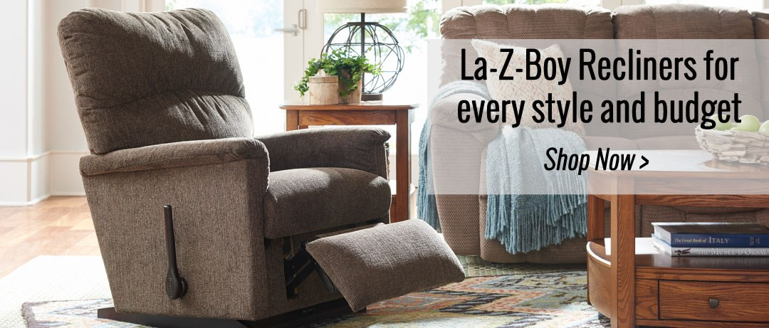 laz-z-boy recliners shop now