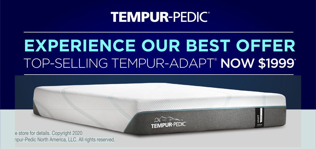 Tempur-Pedic | Shop Now