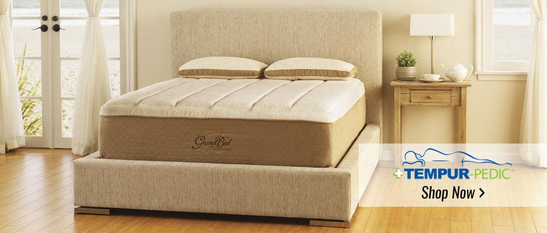 tempur-pedic shop now