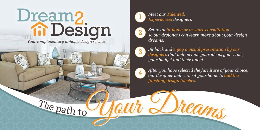 Dream2Design | Complimentary In Home Design Services from Houston's Yuma Furniture