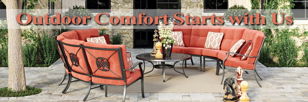 Outdoor Comfort Starts with Us