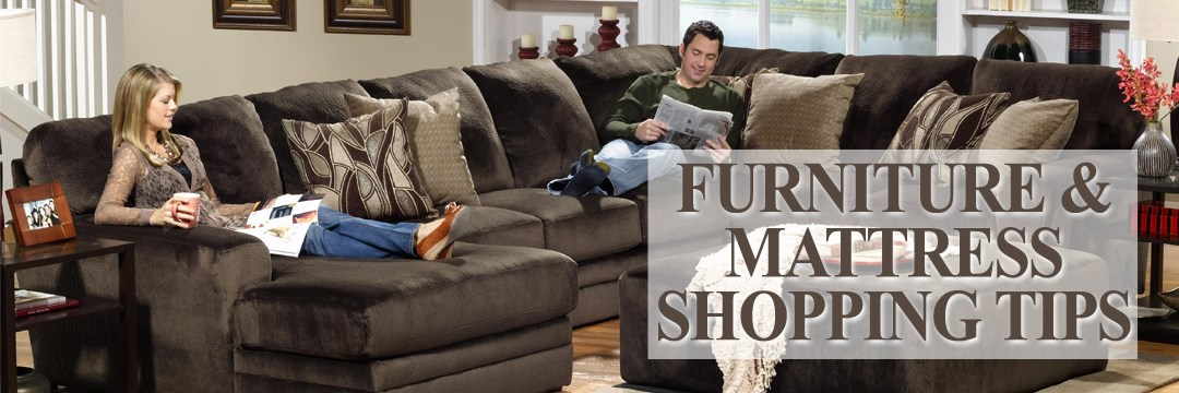 Furniture and Mattress Shopping Tips