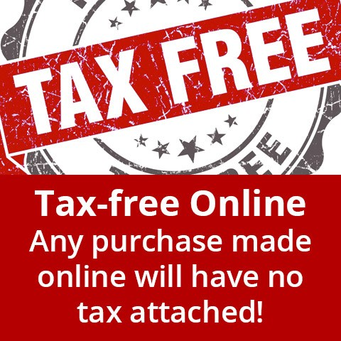Tax-Free Online Purchases