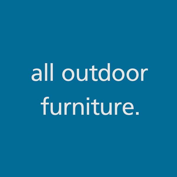 All Outdoor Furniture