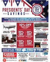 PRESIDENTS DAY SALE 2020!!