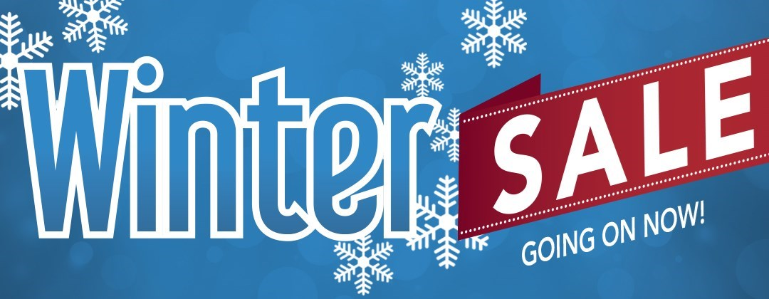winter sale going on now!