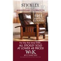 Stickley Anniversary Celebration
