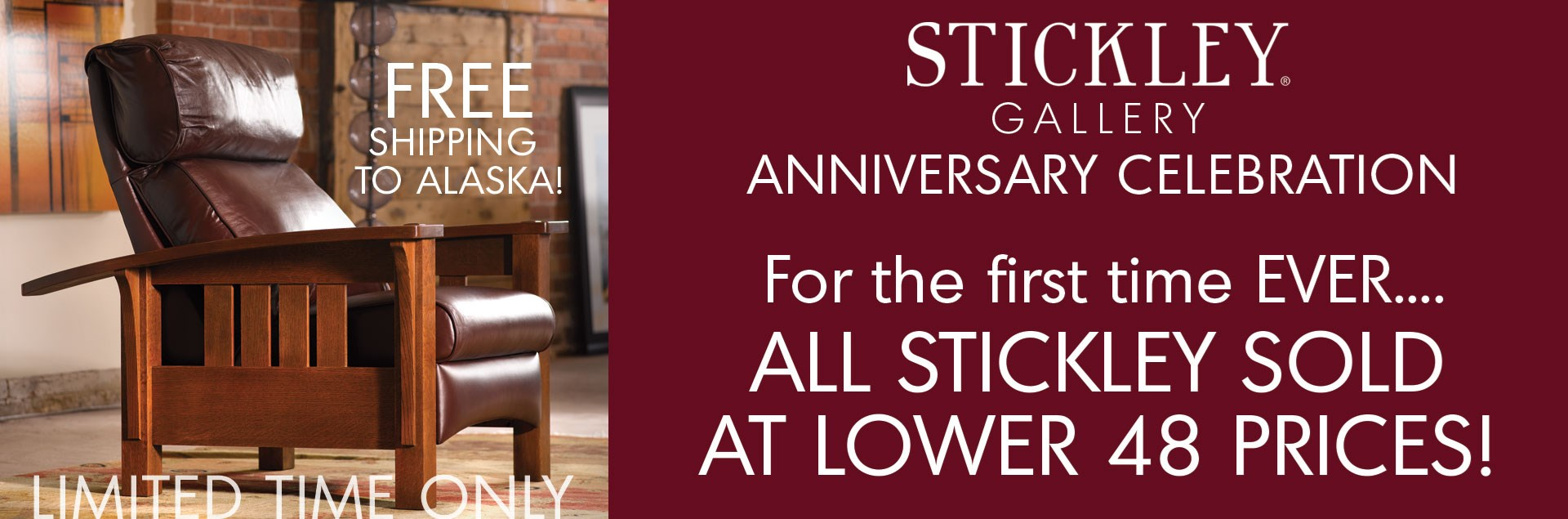 Stckley Anniversary Celebration