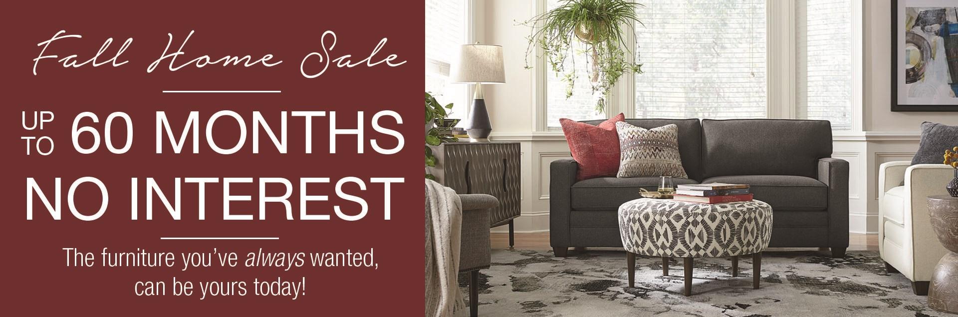 WK Fall Home Sale