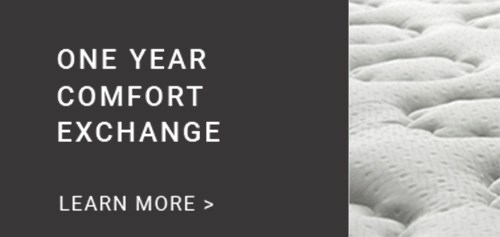 One Year Comfort Exchange | Learn More >