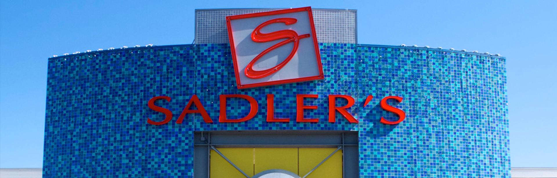 Visit Sadlers