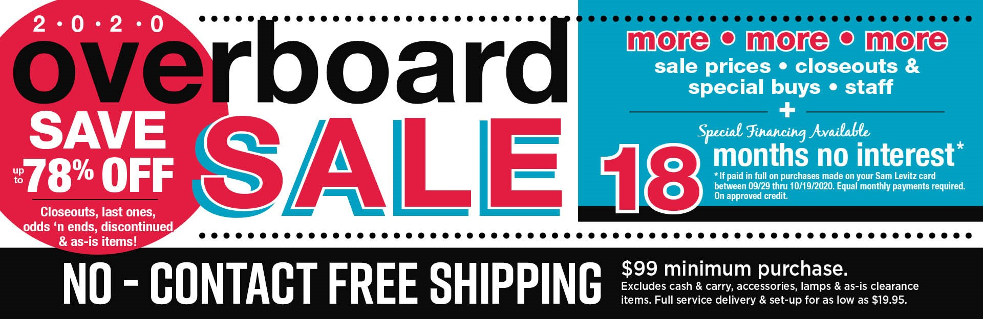 overboard-sale