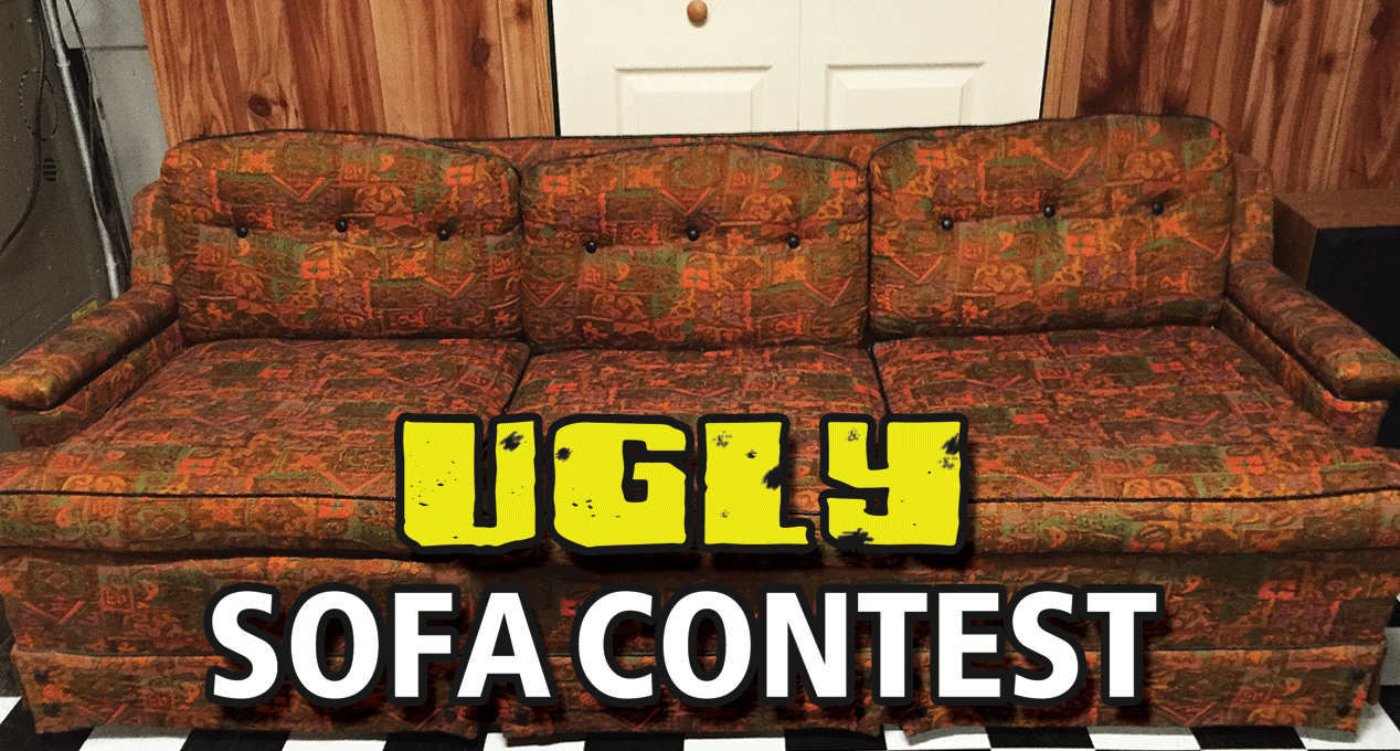 Ugly Sofa Contest