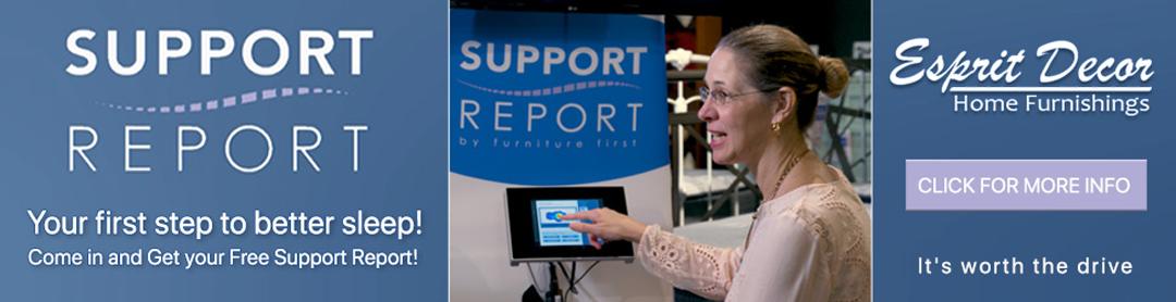 support mattress report