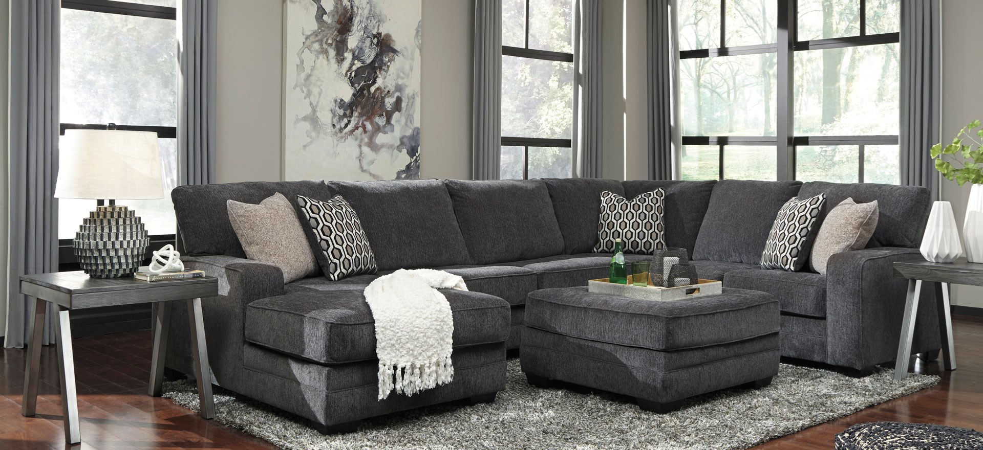 tracling sectional sofa