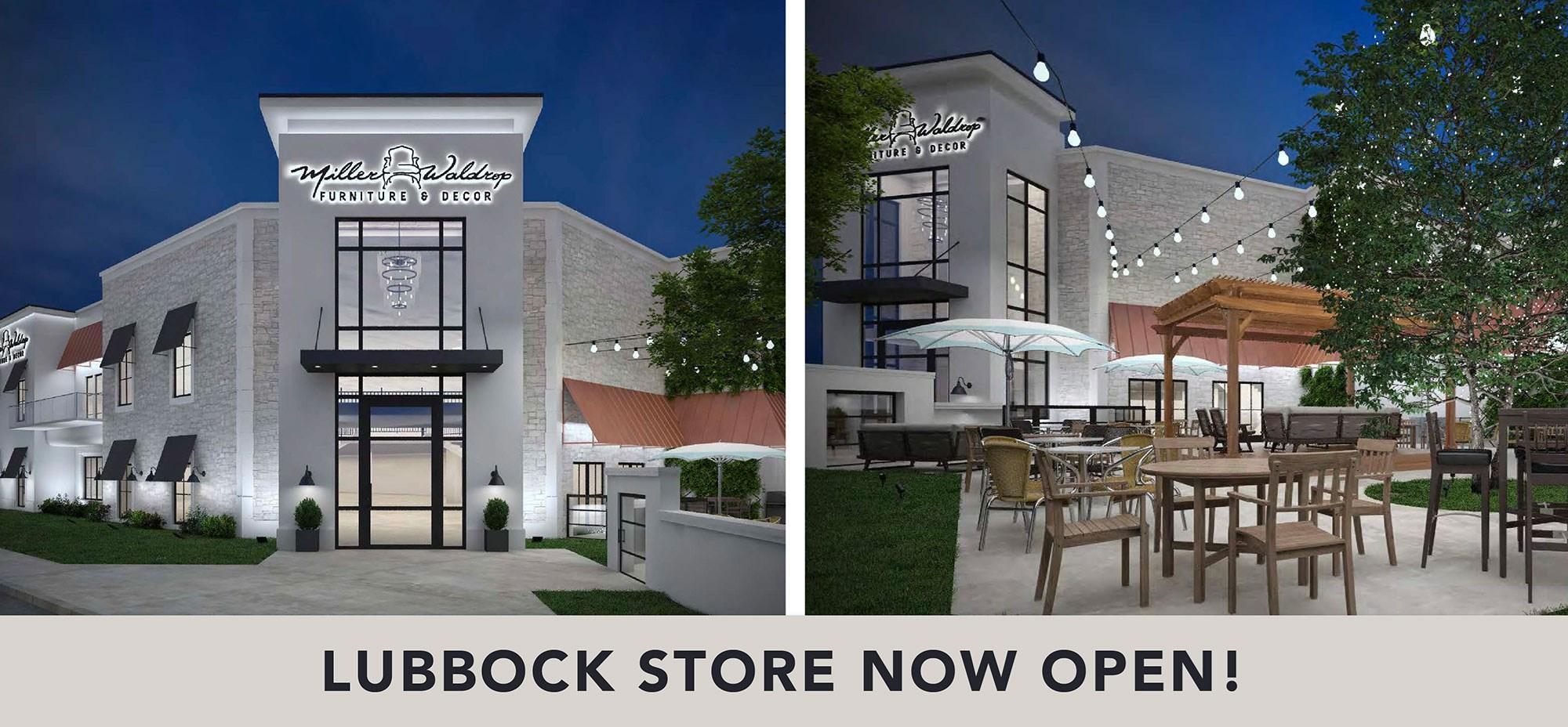 Lubbock Location Now Open