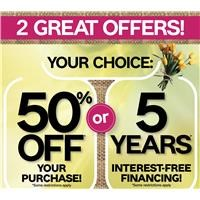 2 Great Offers!