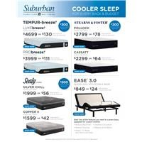 cooler sleep for every back and budget