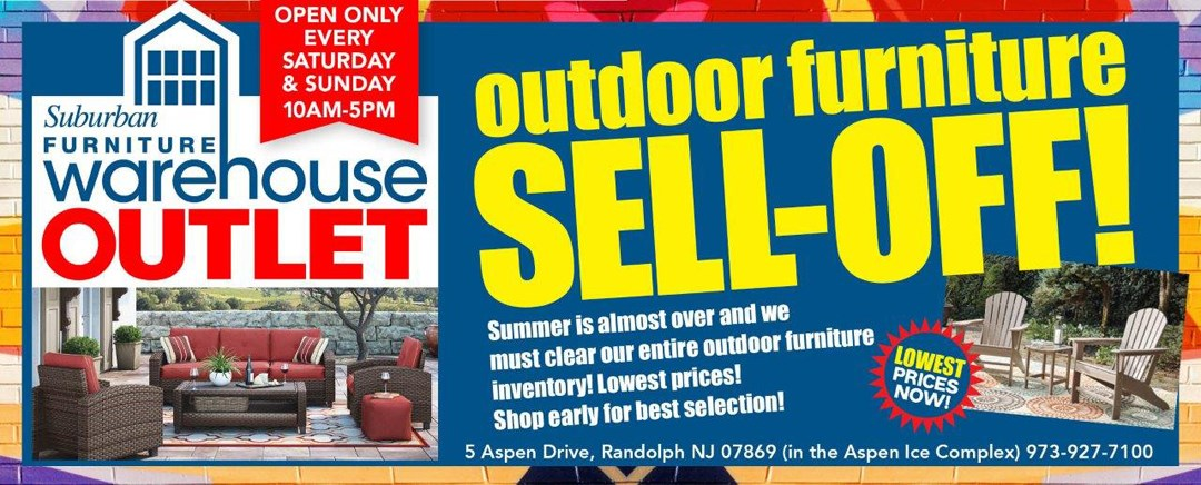 Outdoor Sell-Off