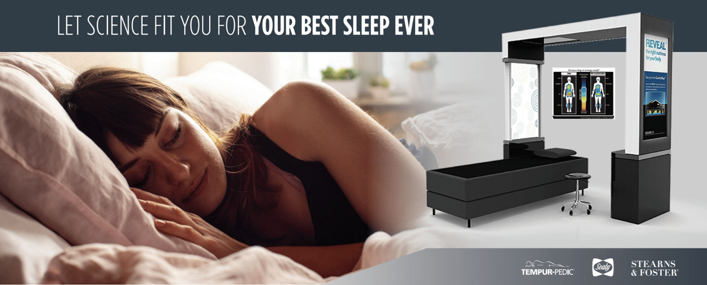 Let Science fit you for your best sleep ever