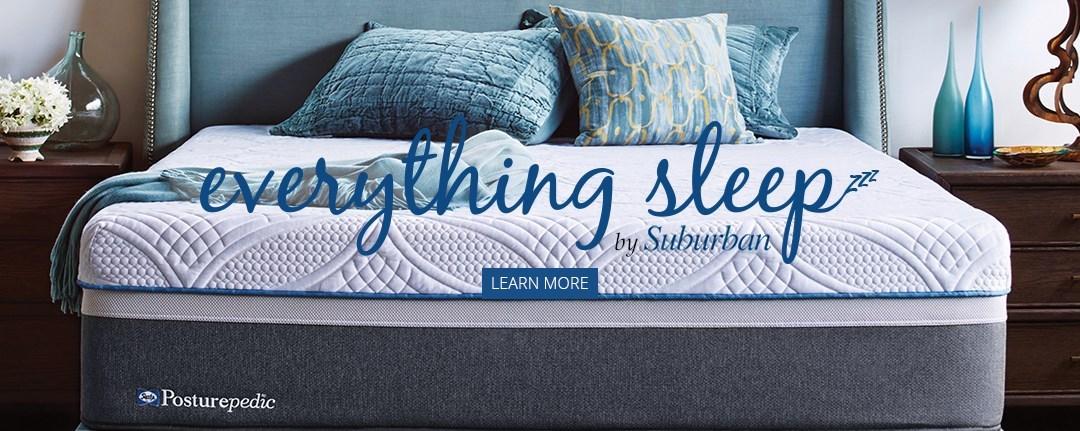 Everything Sleep by Suburban