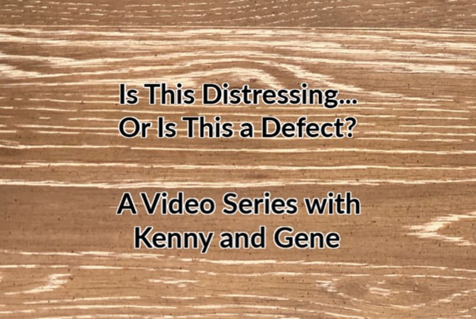 distressing or defect video 4