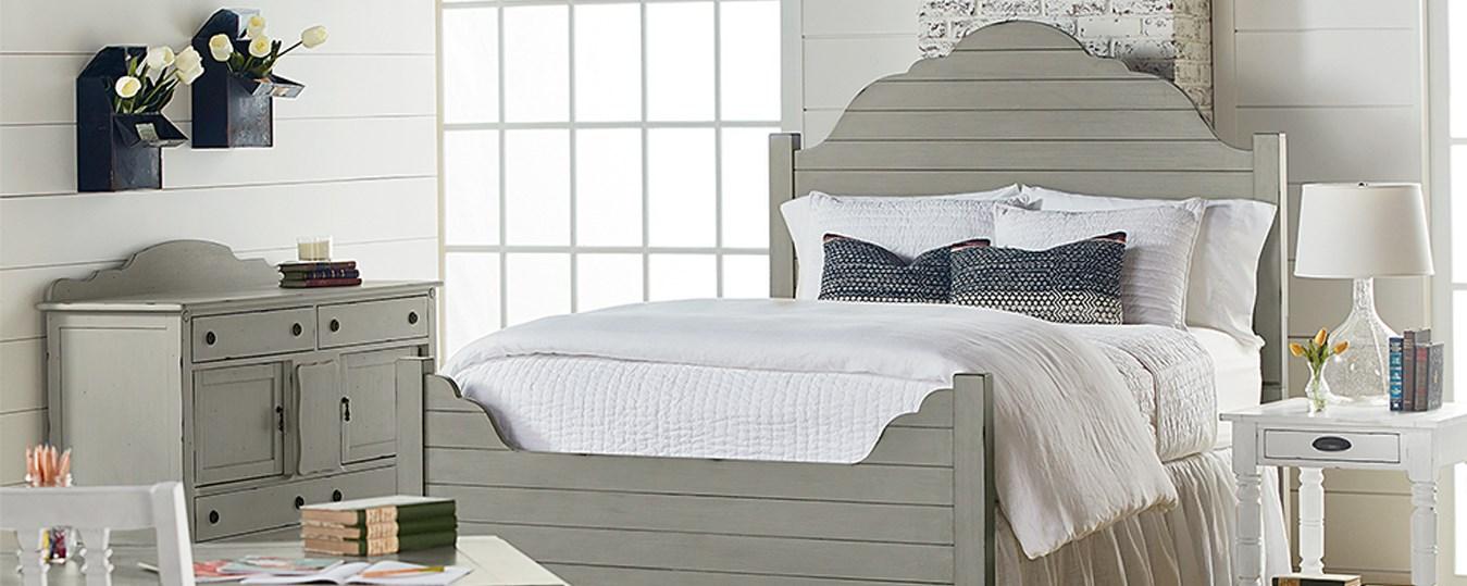 Magnolia Home Bed